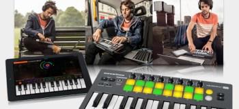 Novation Launchkey Mini mobile MIDI controller review