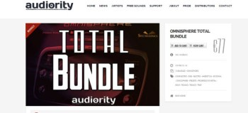 Audiority Omnisphere Total preset bundle review