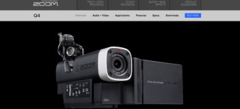 Zoom Q4 Handy HD Video recorder review