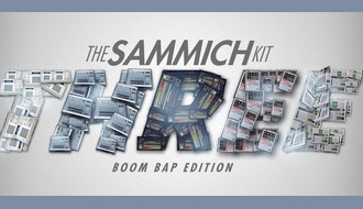Boom and Bap: MSX Audio Sammich Kit 3 Review