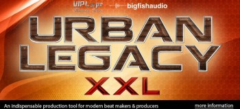 Big Fish Audio Urban Legacy XXL Demo and Giveaway