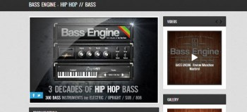 Dope VST Bass Engine Urban Bass Plugin review