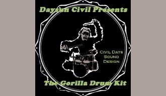 Boom and Bap: Daysun Civil Gorilla Drum Kit Review