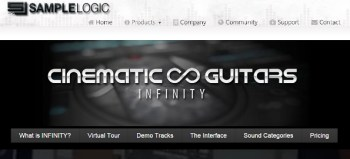 Sample Logic Cinematic Guitars Infinity Review
