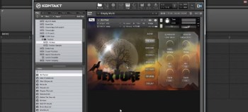 Checking out TEXTURE – a pad, atmosphere, and sound design library by DJSH Music