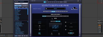 Spectrasonics Omnisphere 2 Synth Engine – The Oscillator Section