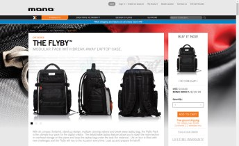 Review: The FlyBy Modular Back Pack for Producers by MONO