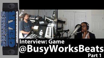 Interview: Game from BusyWorksBeats.com – Producer, Educator, & Entrepreneur