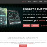 Review: Sample Logic Cinematic Guitars Organic Atmospheres