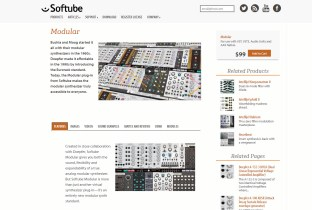 Going Modular: Checking Out Softube Modular Software