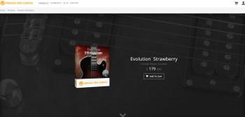 Review: Orange Tree Samples Evolution Strawberry Electric Guitar for Kontakt
