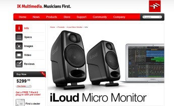 Review: IK Multimedia iLoud Micro Monitor