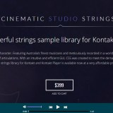 Review: Cinematic Studio Series – Cinematic Studio Strings