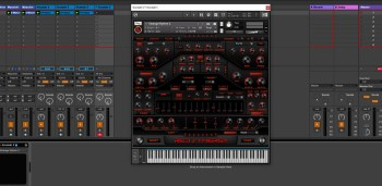 Product Demo: SonicXpansion Red Synergy for Kontakt