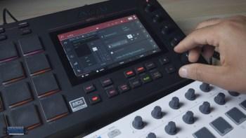 Akai MPC 2.2 Update – MIDI Mapping In Standalone Mode