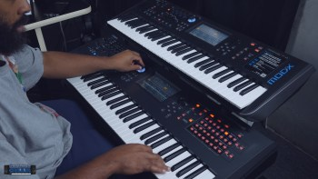 Yamaha MODX vs. Montage – Comparing the String Sounds