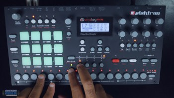 Making Boom Bap Beats On The Elektron Analog RYTM
