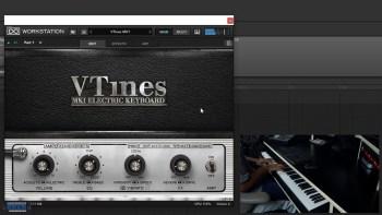 Acousticsamples VTines MK1 EP Demo
