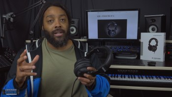 Review: Adam Audio Studio Pro SP-5 Headphones