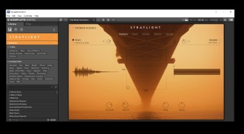 Checking Out Straylight from Native Instruments