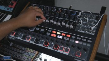 Going Modular…Again? MinBrute 2S, Qu-Bit Chord, & Korg SQ-1
