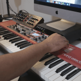 ProjectSAM Symphobia Strings Library on the Nord Electro 6D!