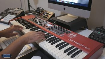 Nord Electro 6D Mellotron & Chamberlin Sounds