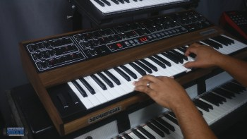 What Does the Sequential Prophet 5 Sound Like?