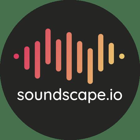 Soundscape,io logo   Premium Background Music for Video & Music Licensing