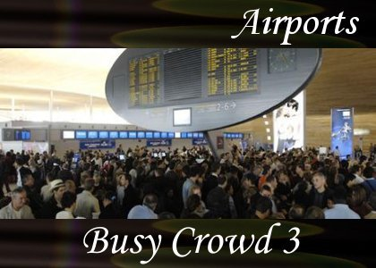 SoundScenes - Atmo-Airport - Busy Crowd 3