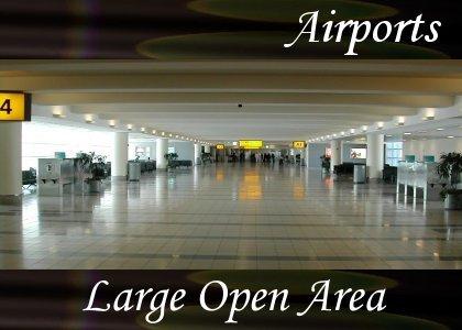 SoundScenes - Atmo-Airport - Large Open Area