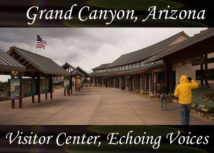 SoundScenes - Atmo-Arizona - Grand Canyon, Visitor's Center