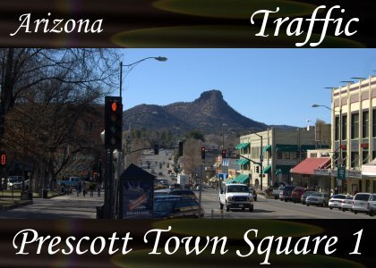Town Square Traffic 1