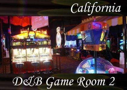 SoundScenes - Atmo-California - Dave n Busters Game Room 2