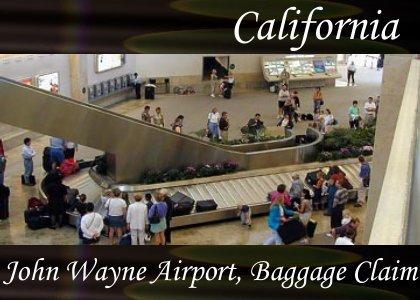 SoundScenes - Atmo-California - John Wayne Airport, Baggage Claim
