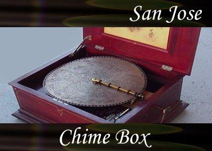 SoundScenes - Atmo-California - San Jose, Chime Box
