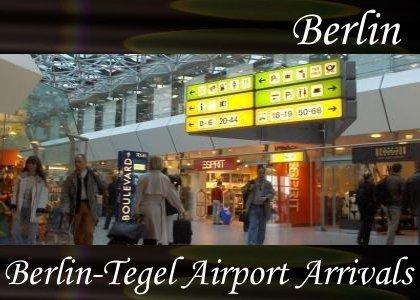 SoundScenes - Atmo-Germany - Berlin, Berlin-Tegel Airport Arrivals