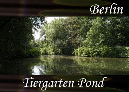 SoundScenes - Atmo-Germany - Berlin, Tiergarten Pond