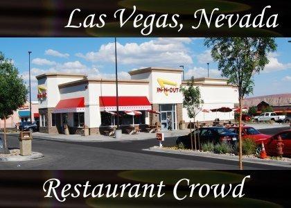 SoundScenes - Atmo-Nevada - Las Vegas, In-N-Out Restaurant Crowd