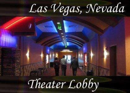SoundScenes - Atmo-Nevada - Las Vegas, Theater Lobby
