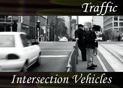 Intersection, Vehicles