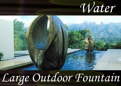 SoundScenes - Atmo-Water - Large Outdoor Fountain