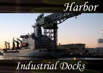 SoundScenes - SL Atmo-Harbor - Industrial Docks