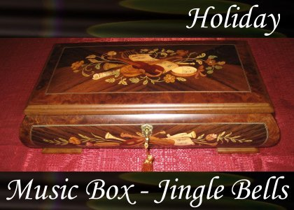 Music Box, Jingle Bells 1:00
