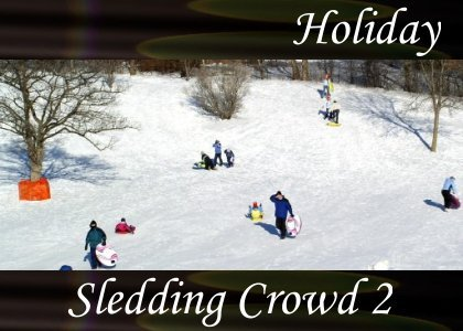 Sledding Crowd 2 0:50