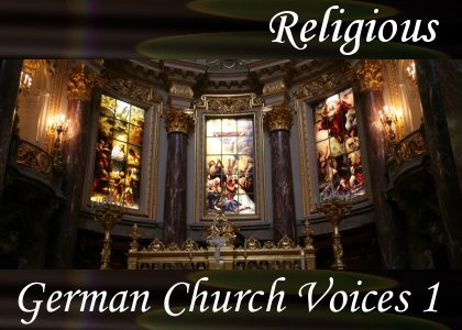 SoundScenes - Atmo-Religious - German Church Voices 1