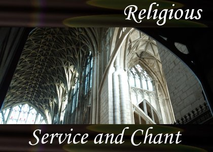 SoundScenes - Atmo-Religious - Service and Chant