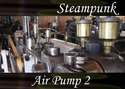 SoundScenes - Atmo-Steampunk - Air Pump 2
