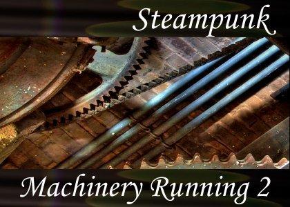 SoundScenes - Atmo-Steampunk - Machinery Running 2