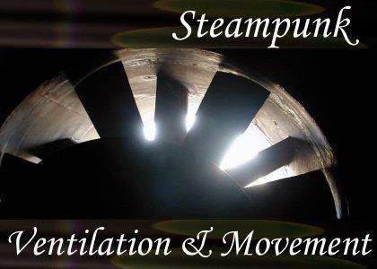 SoundScenes - Atmo-Steampunk - Ventilation and Movement